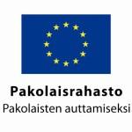 Euroopan pakolaisrahaston logo