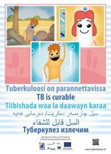 TIE-hankkeen TB juliste pikkukuva